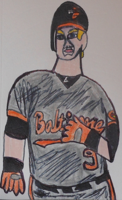 Nate McLouth by armattock